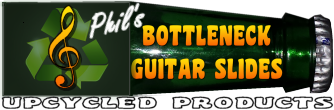 Bottleneck Guitar Slides